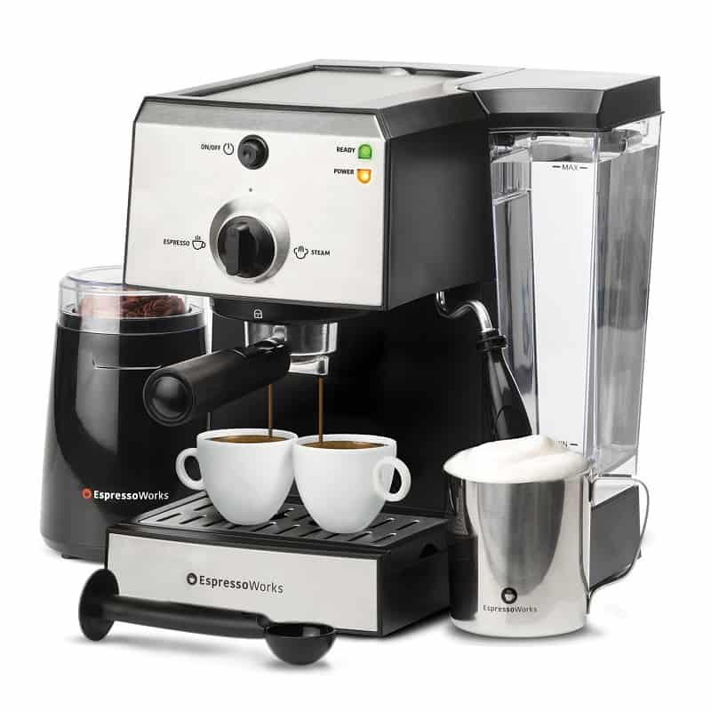 Espresso Works All-In-One Review