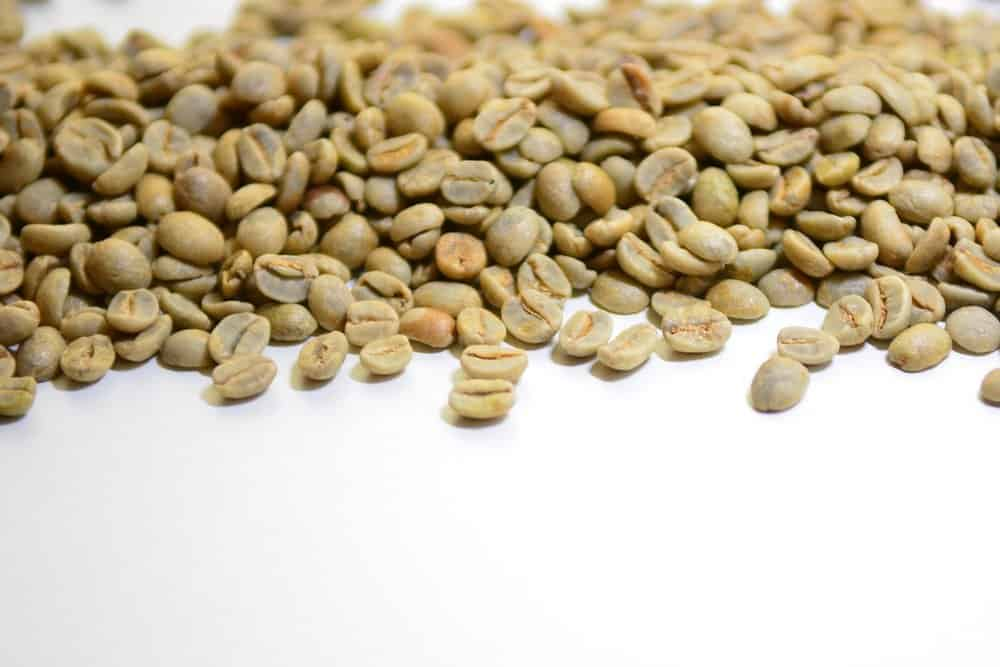 store green coffee beans